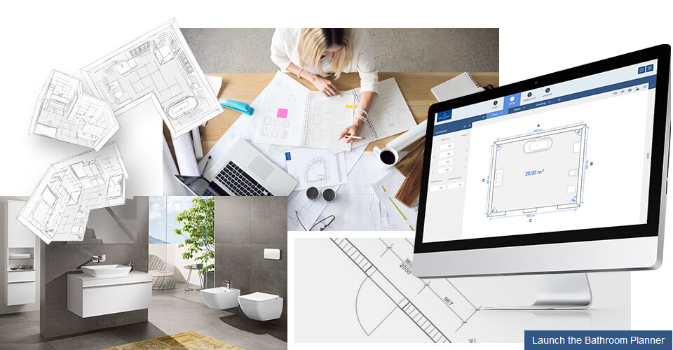 Plan your bathroom design with our online Bathroom Planner. Bathroom planner   design your own dream bathroom online