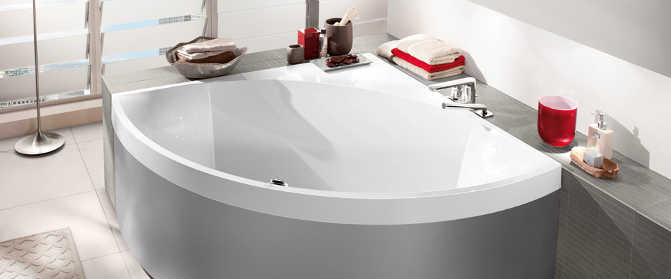 Wellness experiences for the senses villeroy boch for Bathroom planner villeroy