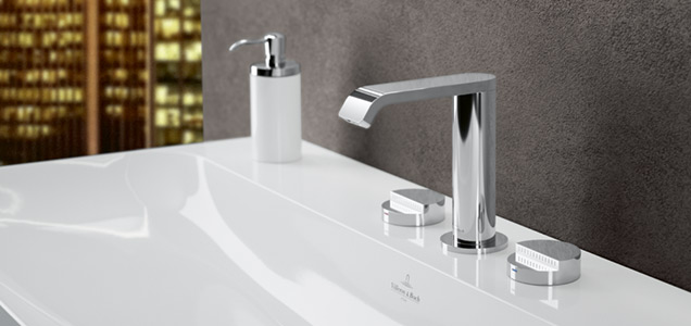 Boch New To You >> Collection Dawn taps from Villeroy & Boch