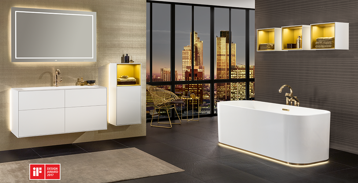finion collection design - Bathroom Designs Villeroy And Boch
