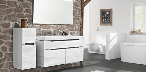 Bathroom furniture from Villeroy&Boch
