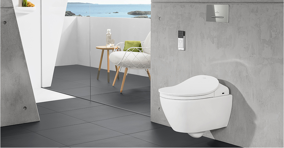 ViClean. Bath and wellness products for your home   Villeroy   Boch