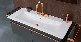 Villeroy And Boch Vanity vanity units & washbasins - bathing with style - villeroy & boch