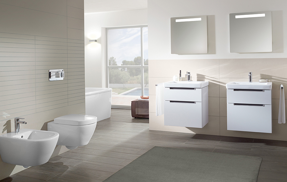 Subway 2 0. Bathroom and Wellness Products from Villeroy   Boch