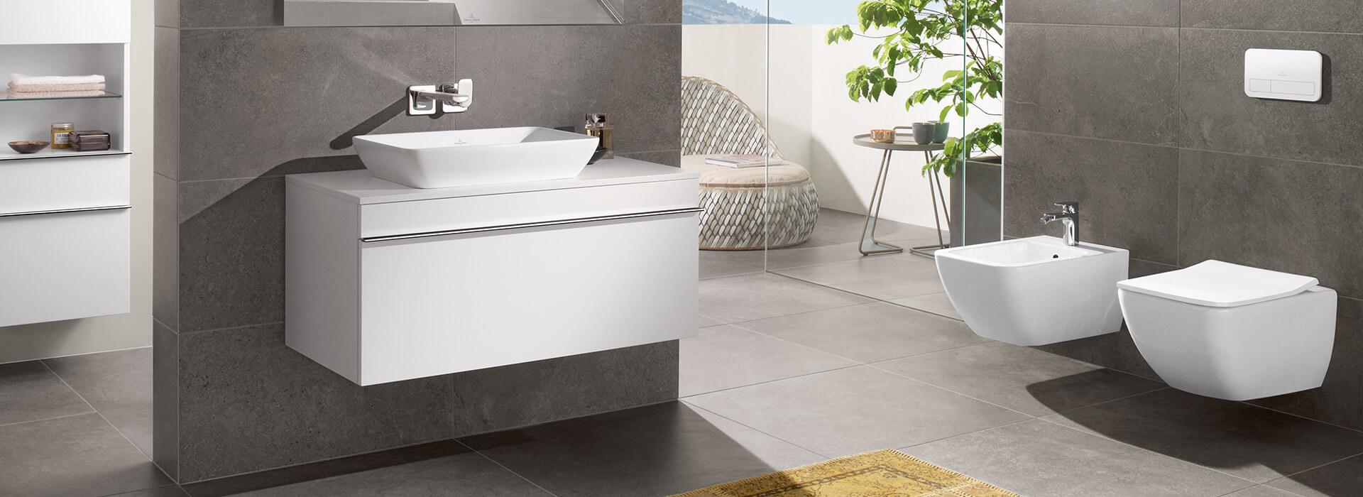 Plan your dream bathroom. Villeroy   Boch