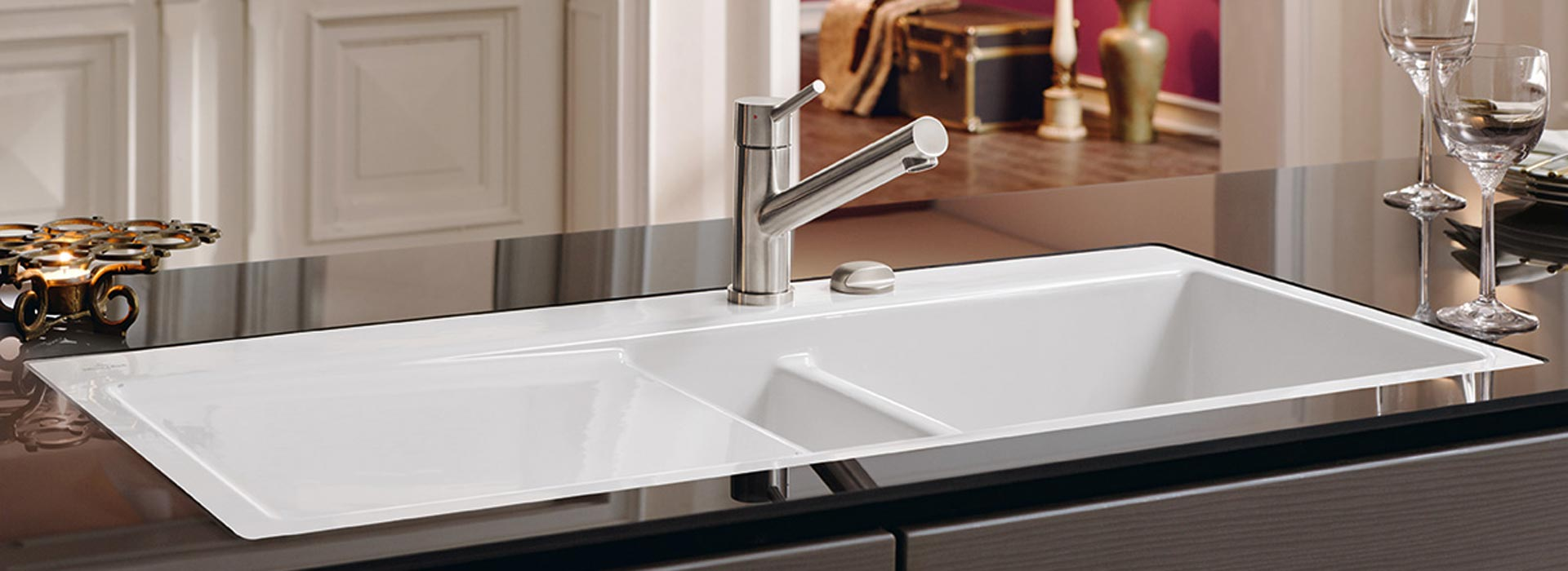 Villeroy and boch bathroom sink - Subway 60 Flat