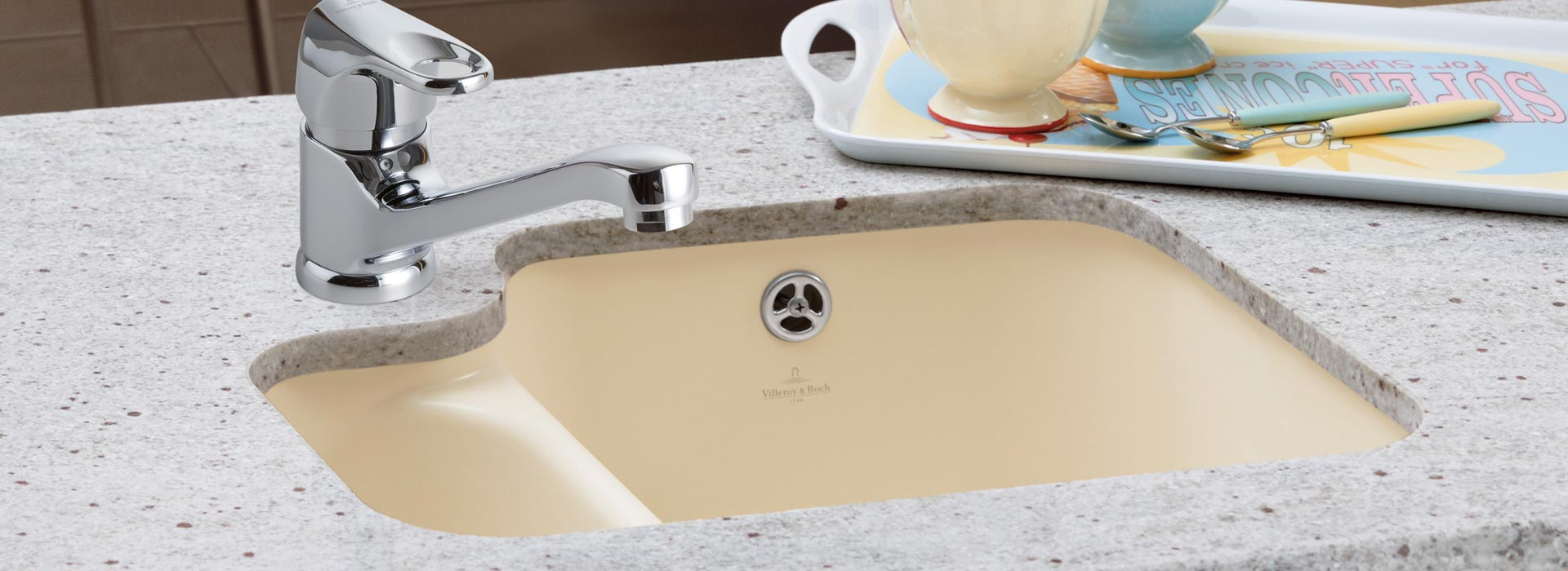 Premium quality undercounter sink from villeroy boch undercounter sink cisterna 60b amy kitchen tap workwithnaturefo