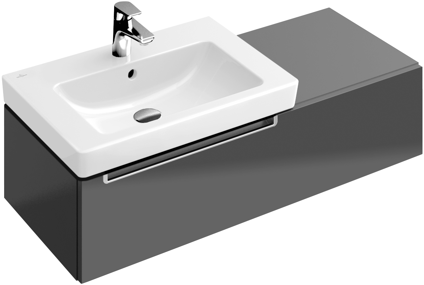 Villeroy And Boch Vanity subway 2.0 vanity unit a7000s - villeroy & boch