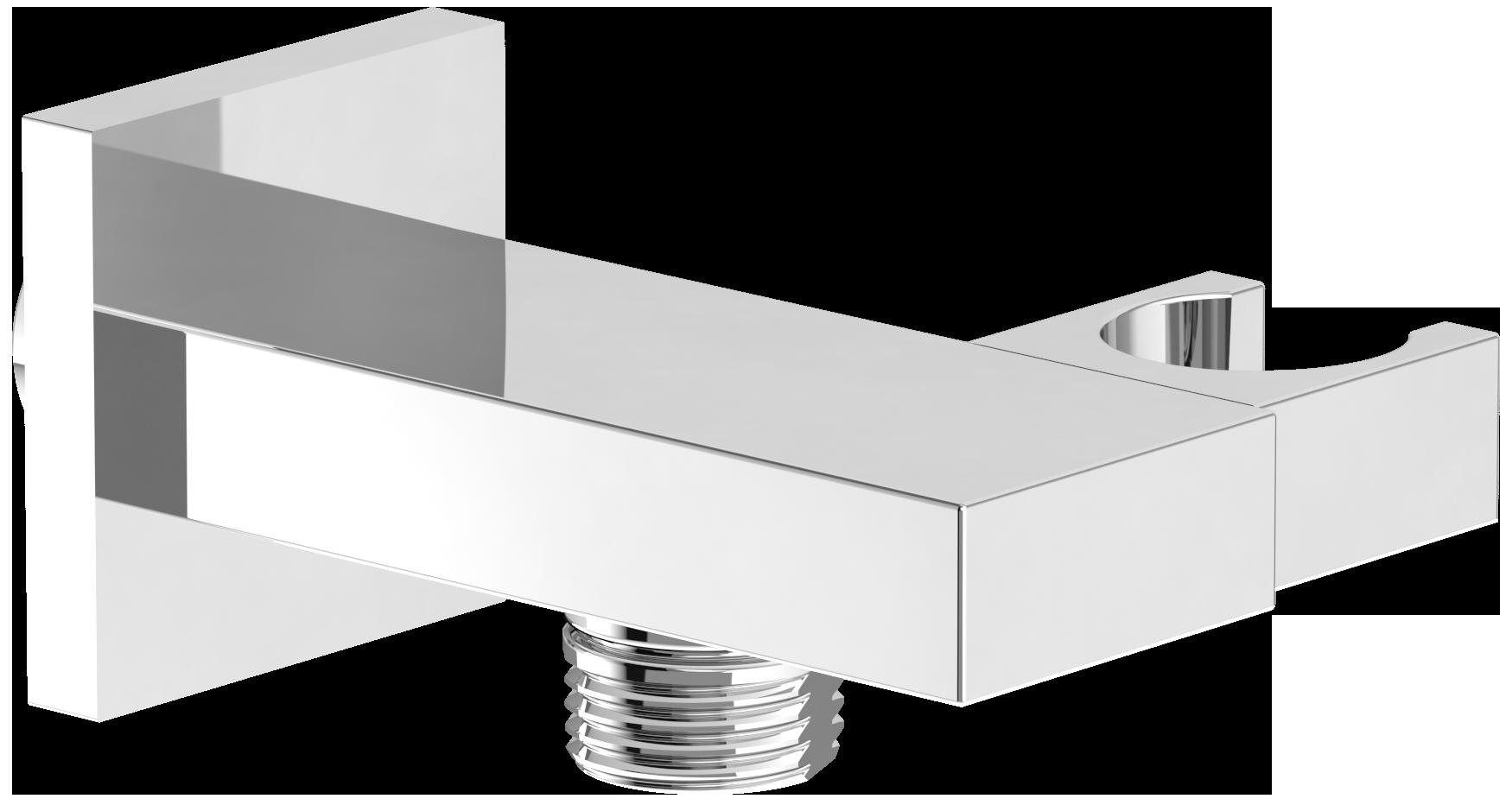 Universal Bath & Shower Accessories Hand shower holder, wall-mounted ...