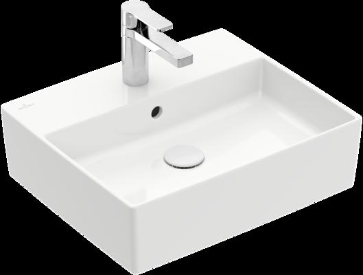 Memento 2 0 Surface Mounted Washbasin Rectangle 4a075001 Villeroy Boch